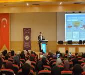 Doğu Türkistan'da Neler Oluyor Konulu Konferans