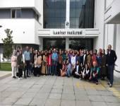Bursa Kestel Kız Anadolu İmam-Hatip Lisesi öğrencilerinin Fakültemizi ziyareti