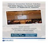 Yılı Hazırlık Sınıfları Tanışma ve Bilgilendirme Toplantısı