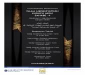 Uluslararası İslam Medeniyetinin Kurucu Nesli Sahabe Sempozyumu-4