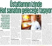 Doç. Dr. Mehmet Memiş ile Hat Sanatı Üzerine