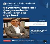 Soykırım İddiaları Çerçevesinde Türk Ermeni İlişkileri Konulu Konferans