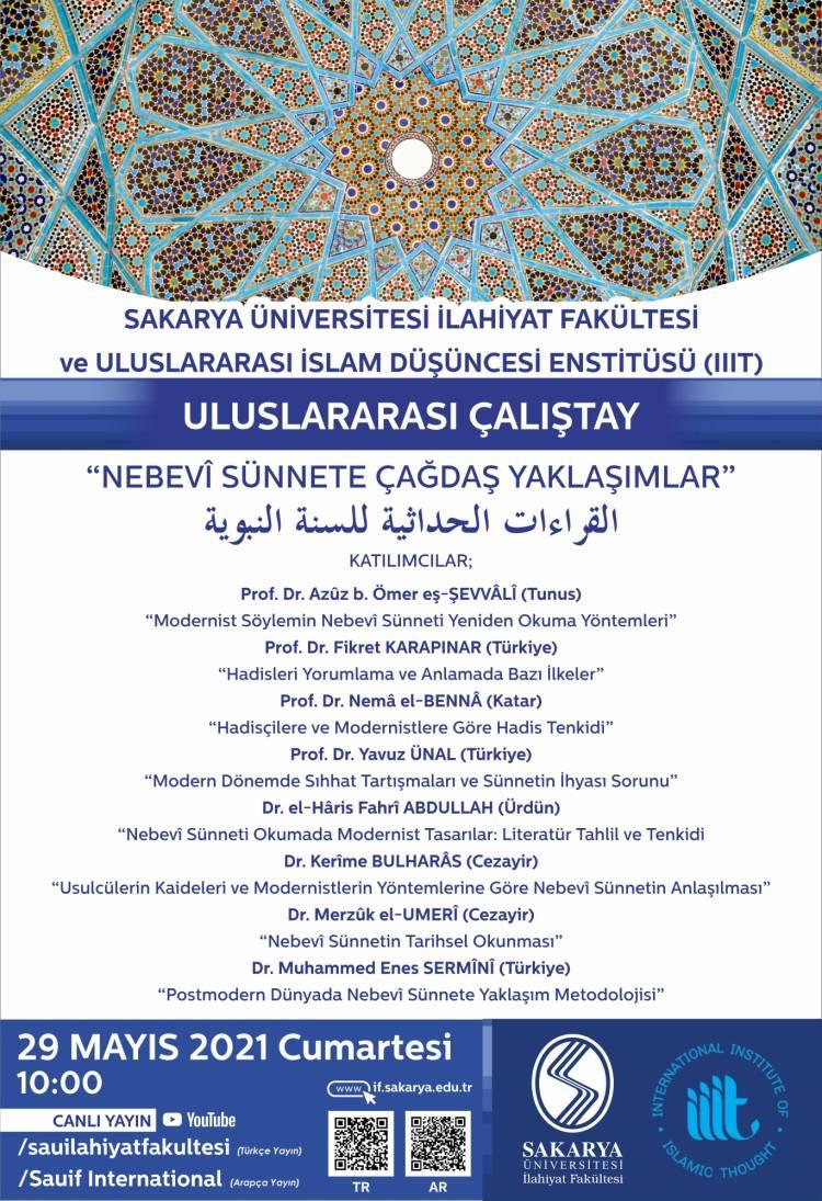Nebevî Sünnete Çağdaş Yaklaşımlar Konulu Uluslararası Çalıştay