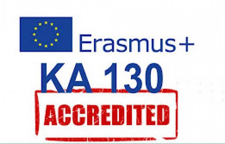 KA130 Erasmus Projemiz Kabul Edildi